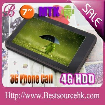 skype for tablet android download MTK6575 7.0 tablet PC with GPS 3G Dual cameras Google Android 4.0 512MB 4GB capacitive