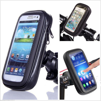 check out f5412 8963e Bicycle Bike Mobile Holder Bag; Bike Cell Phone Holder Waterproof Mount  Bracket Stand Waterproof Case Bag - Buy Bike Mobile Holder,Bike Cell Phone  ...
