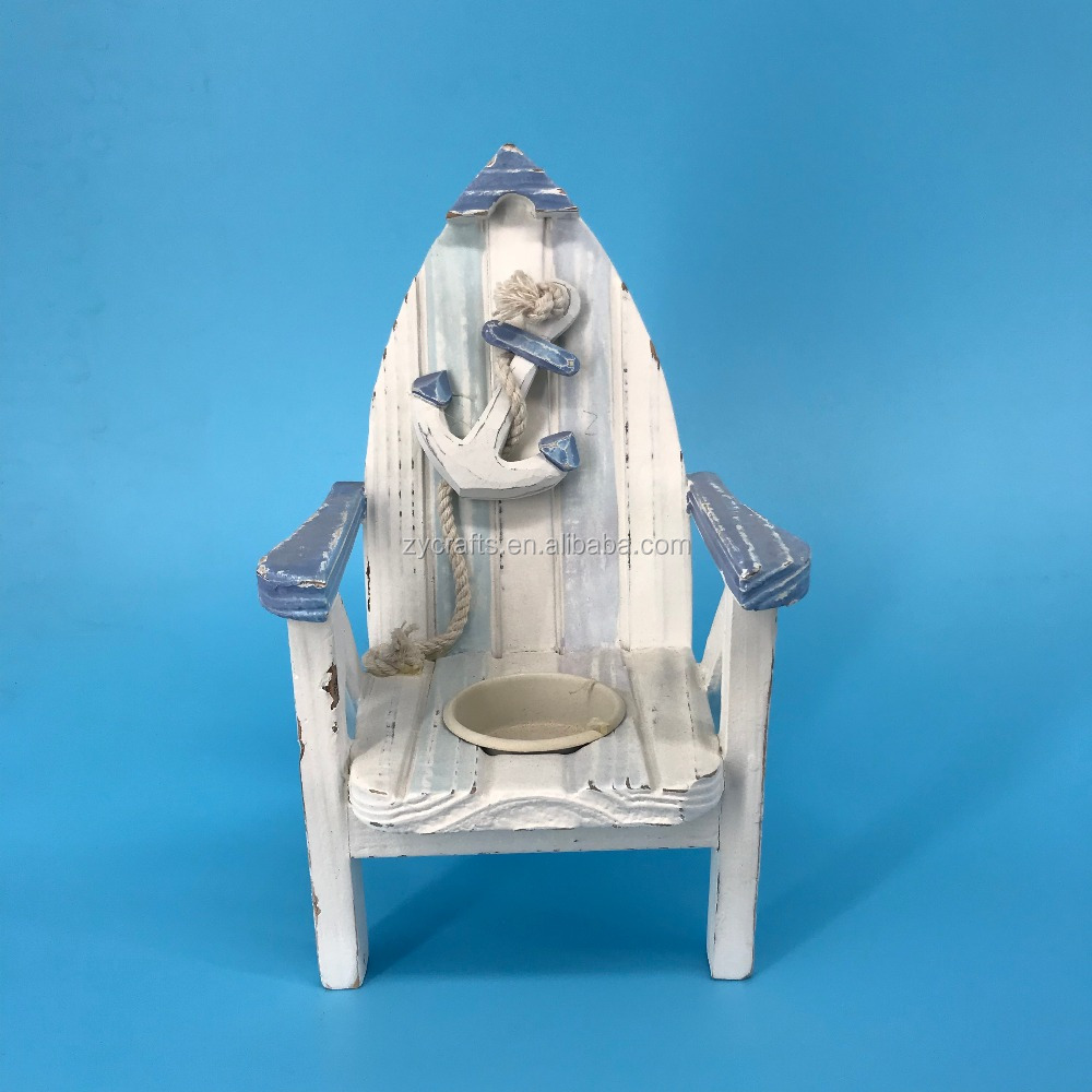 miniature fairy garden chair wooden mini chairs for home decor