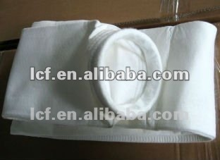 air filter bag polyester dust bag for cement industry filtration