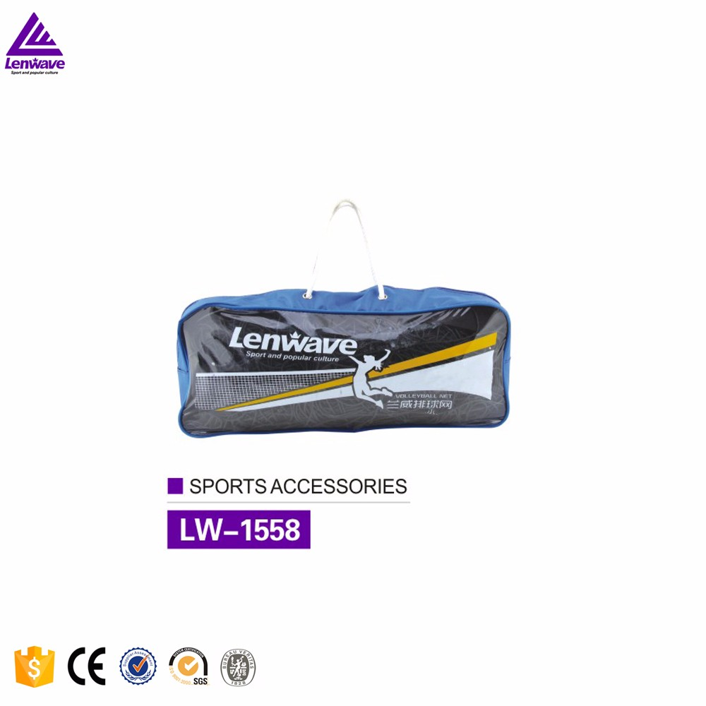 2016 Lenwave Brand High Quality Indoor Portable Volleyball Net ...