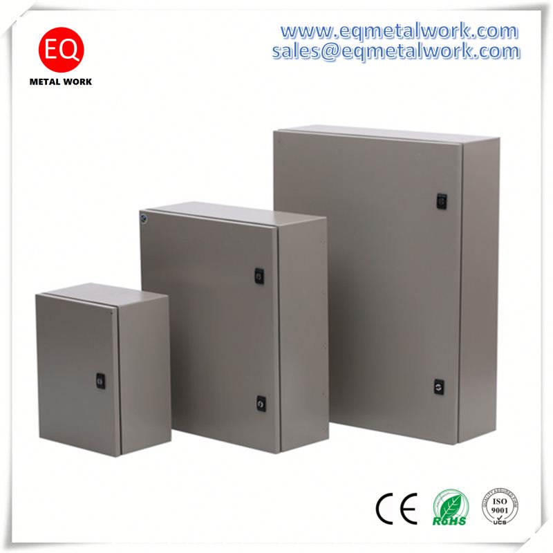 Aluminum medical packing boxes electrical panel enclosure