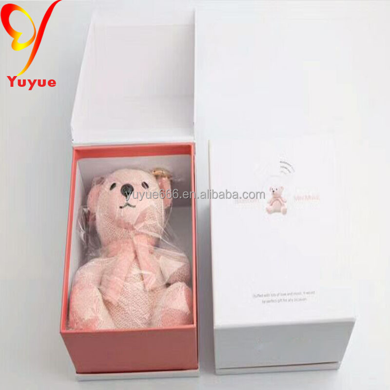 China Bear Toy Top 1 Gifts The Best Choice Valentine Soft Bluetooth Toy Bear With Speaker