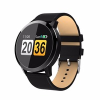 2018 New Smart Watch OLED Waterproof Support Heart Rate Monitor SmartWatch For apple huawei IOS Android phone