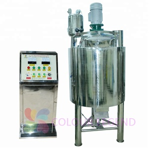 Factory direct JS-86F 300kg/h washing detergent powder making machine/soap powder making Machine /mixer