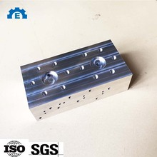 CNC Maker Natural Anodized Aluminum Machining Processing