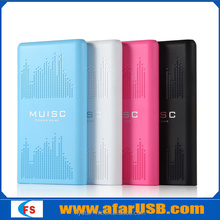 Portable Power Bank External 10000mAh Battery Charger dual USB for mobile phone