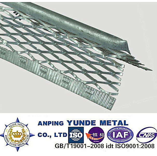 Galvanized Wall Protection Corner Angle for Concrete