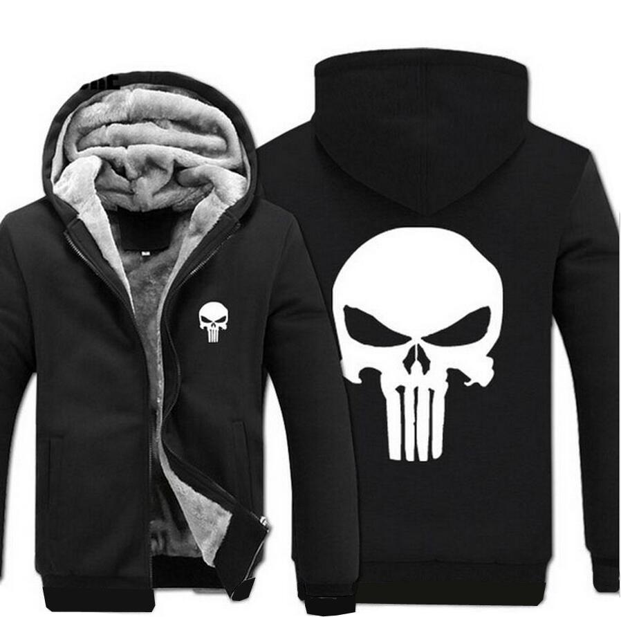 Punisher hoodies