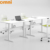 110-240V Universal sit standing table electric height adjustable desk