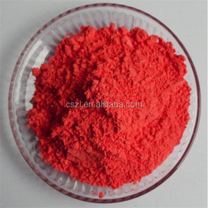 Ceramic pigments stain powder coating Inclusion Red used in glaze and body