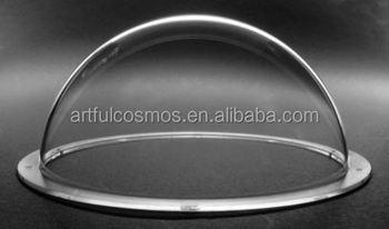 Super Quality Dome Acrylic Trophy Unique Plastic Acrylic