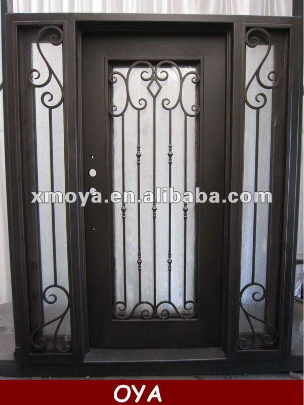 Residential Kitchen Entry Doors With