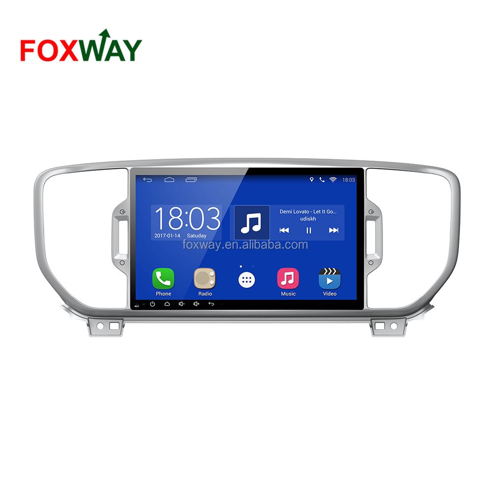 4g lte carplay android auto dvd player f r kia sportage r. Black Bedroom Furniture Sets. Home Design Ideas
