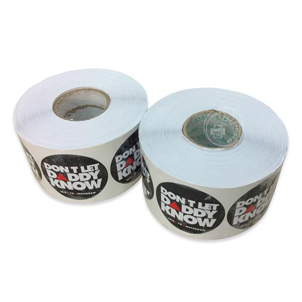 Custom <strong>label</strong> sticker,self adhesive decal paper jumbo roll,waterproof roll <strong>label</strong>