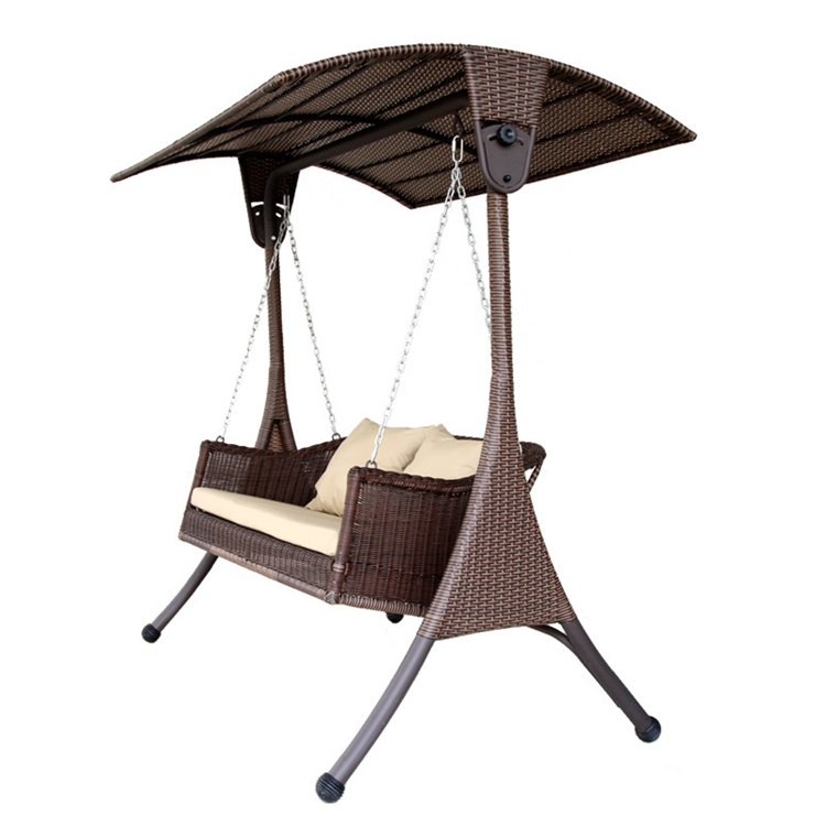 Industrial Custom Customized Garden Hanging Yard Chair Outdoor Swing For Sale