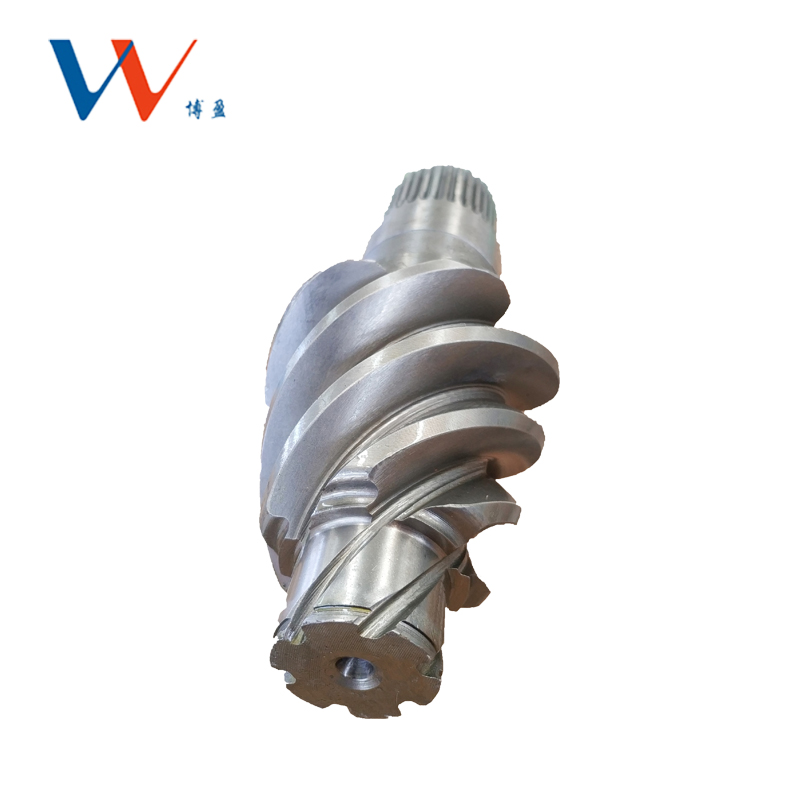 Truck Differential lefthand rotation crown wheel ring and pinion spirval bevel gears set for multiply rear axles