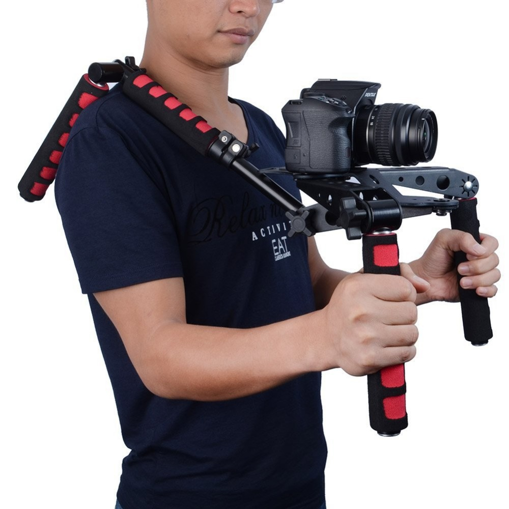 Movie Kit Shoulder Mount Photo Studio Accessories for any DV Camera original DSLR Rig