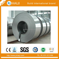 Cold rolled steel coil, galvanized coating, quality assured