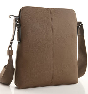 high quality leather shoulder bag mens messenger bag