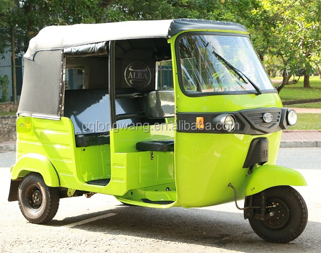 150cc 175cc 200cc 250cc 3500W tuk tuk bajaj india/ bajaj passenger tricycle