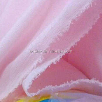 polyester chiffon fabric for evening dress