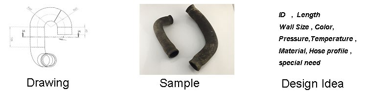automotive radiator hose