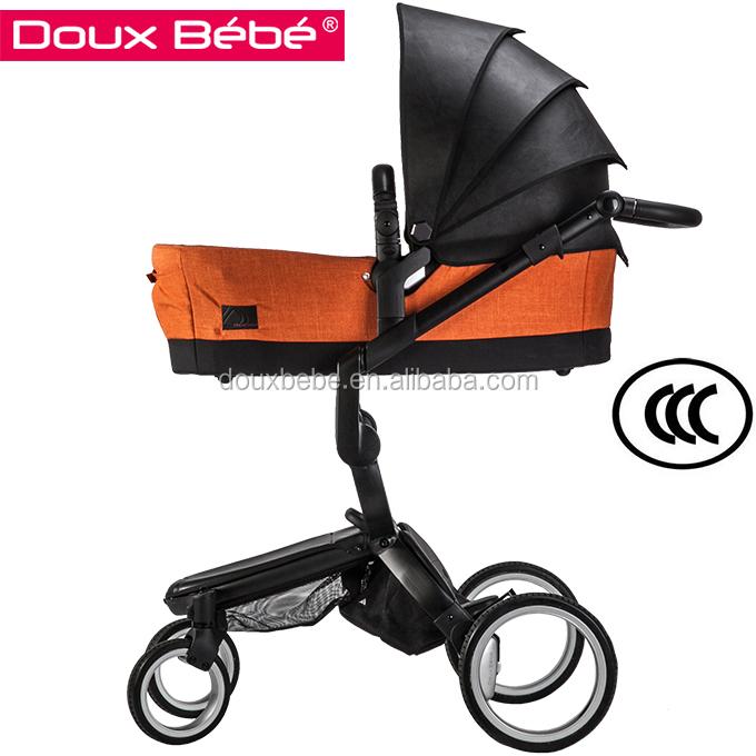 Doux bebe cochecito de bebé 3 en 1, china fabricante cochecito de ...