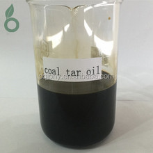 Factory price coal tar oil crude for sale