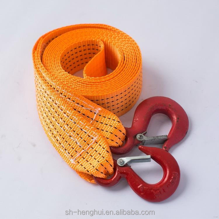 Latest Fashion First Grade 9m heavy duty 4wd recovery tow strap