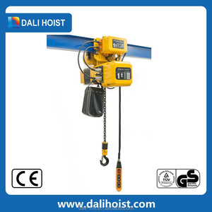 Crane 3T Manual Monorail Hoist Non Sparking Chain Hoist Crab Electric Chain Hoist For Overhead Crane