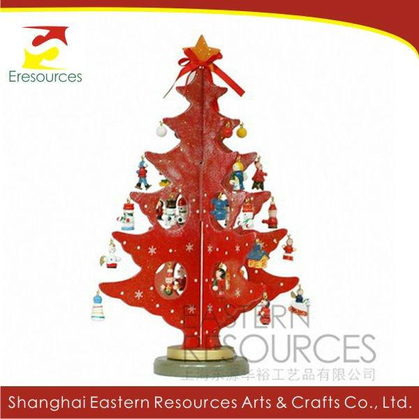 Arbol de navidad de madera 3d de navidad decoracion - Arboles de navidad de madera ...