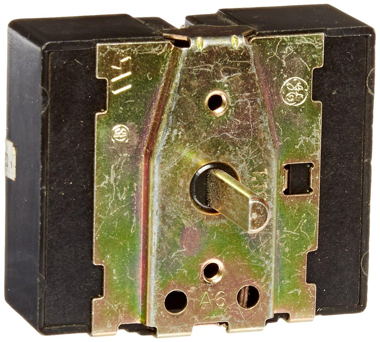 Frigidaire 309329304 Air Conditioner Switch Unit