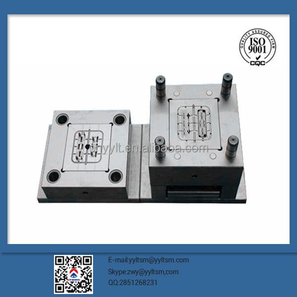 Customized design injection mold design