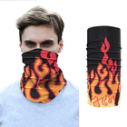 Multifunctional custom logo tube bandanas headwear