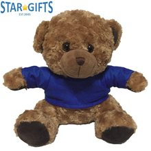 Custom Wholesale Cute Standard Size Plush Stuffed Teddy Bear Toy For Kids Gift