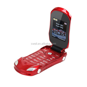 Newmind F15 1.77 inch 2G GSM Quad Band 7 Colors Car Shaped Phone