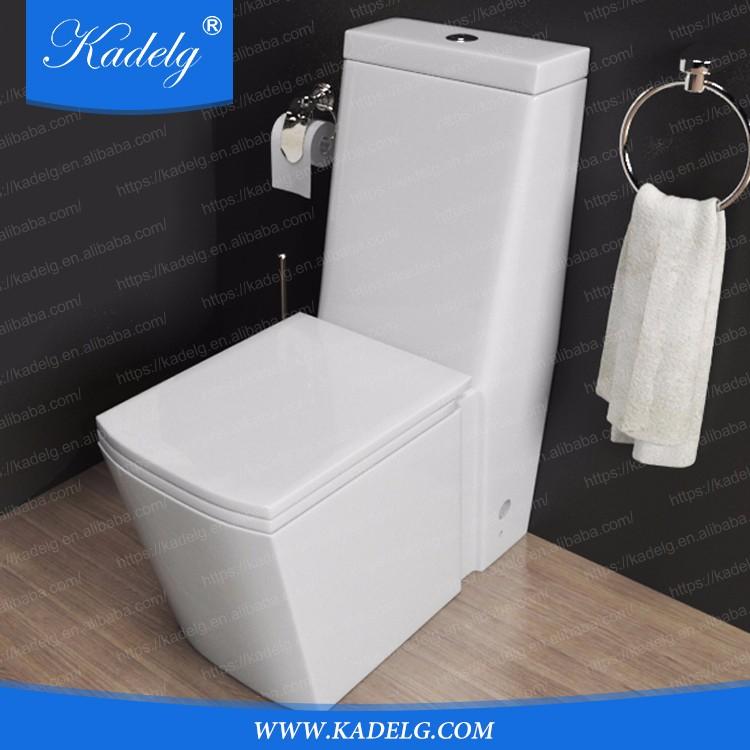 Elegant Design One Piece Toilet Elegant Design One Piece Toilet