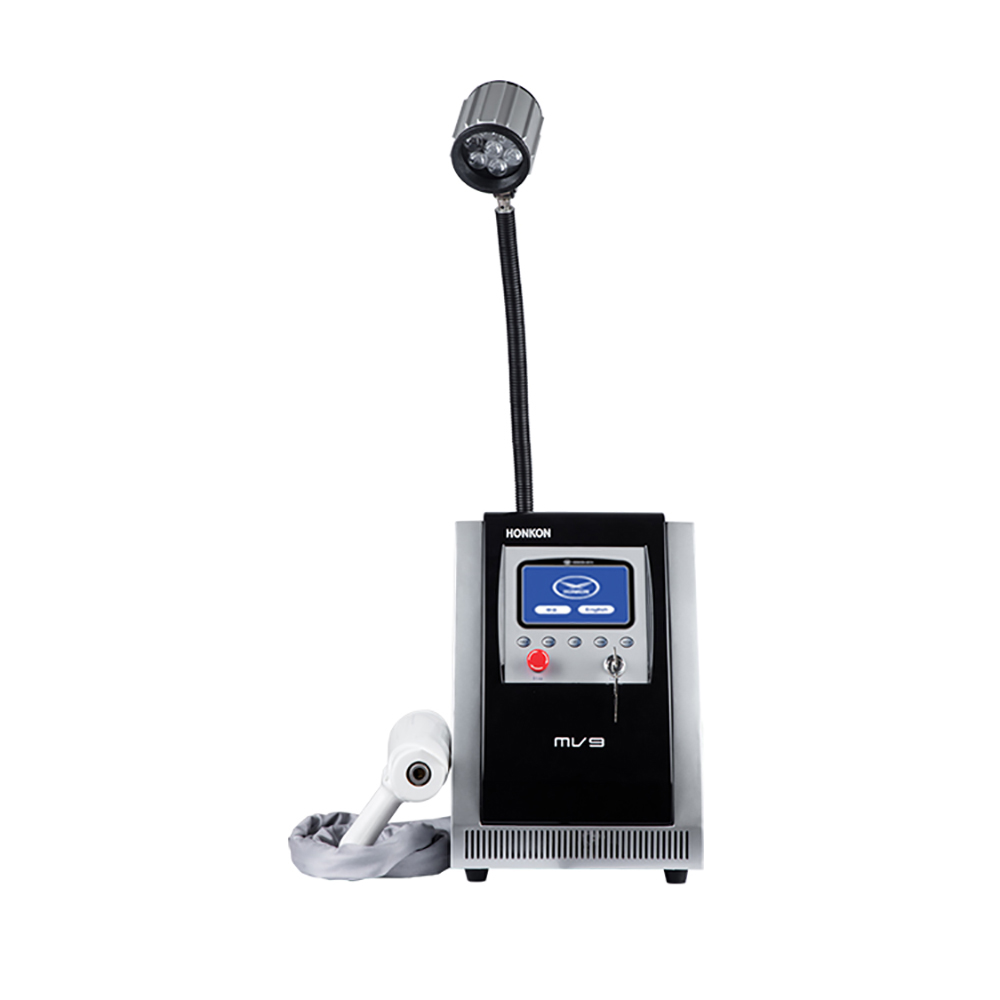 Tattoo Eye Line And Age Spots Of Laser Nd Yag Q-Switched Nd Yag Laser Machine