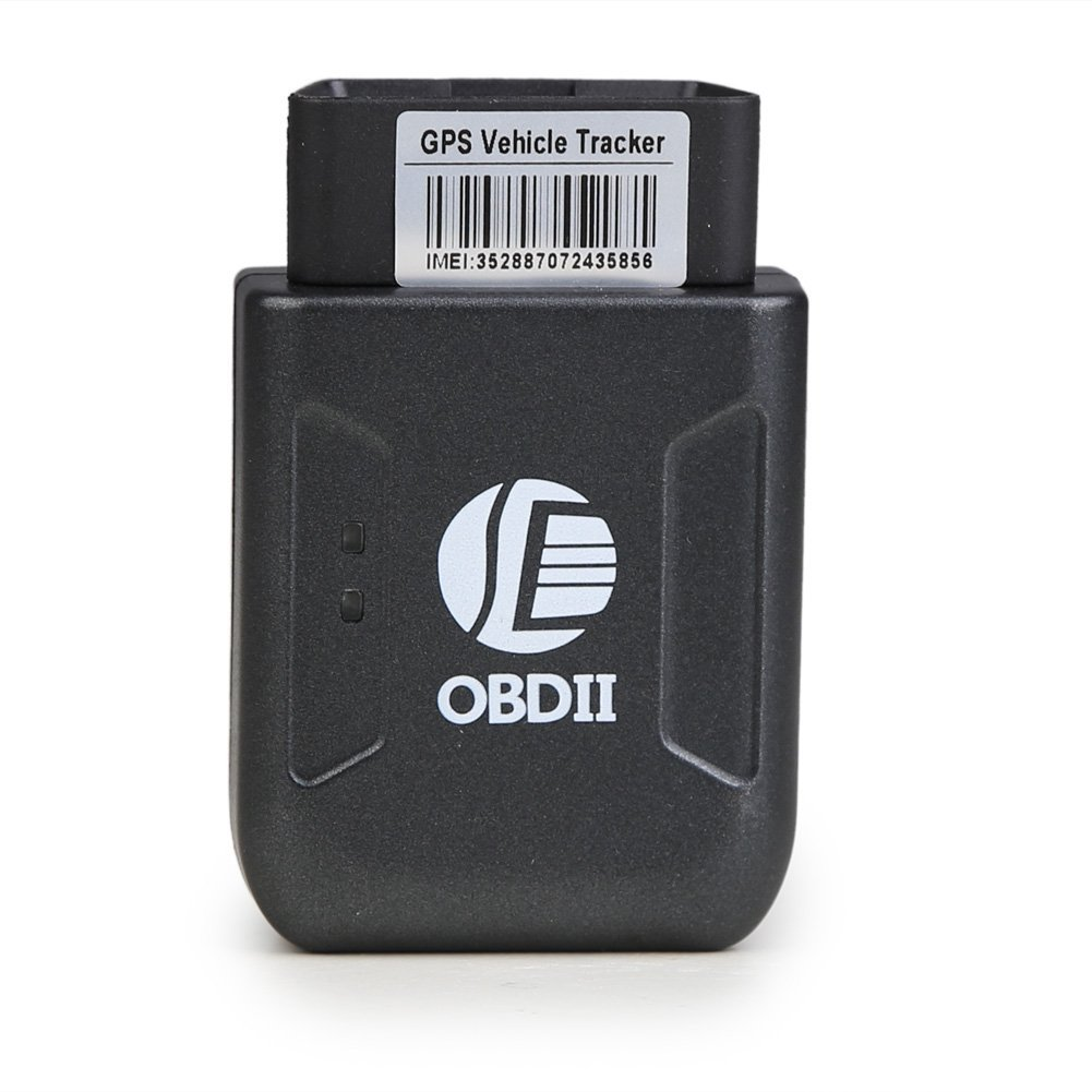 Rupse OBD2 GPS Realtime Tracker Car Mini Tracking Device GSM GPRS OBD II