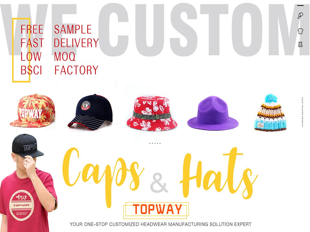 33f0a495eb Dongguan Topway Sportswear Company Limited - Cap Hat