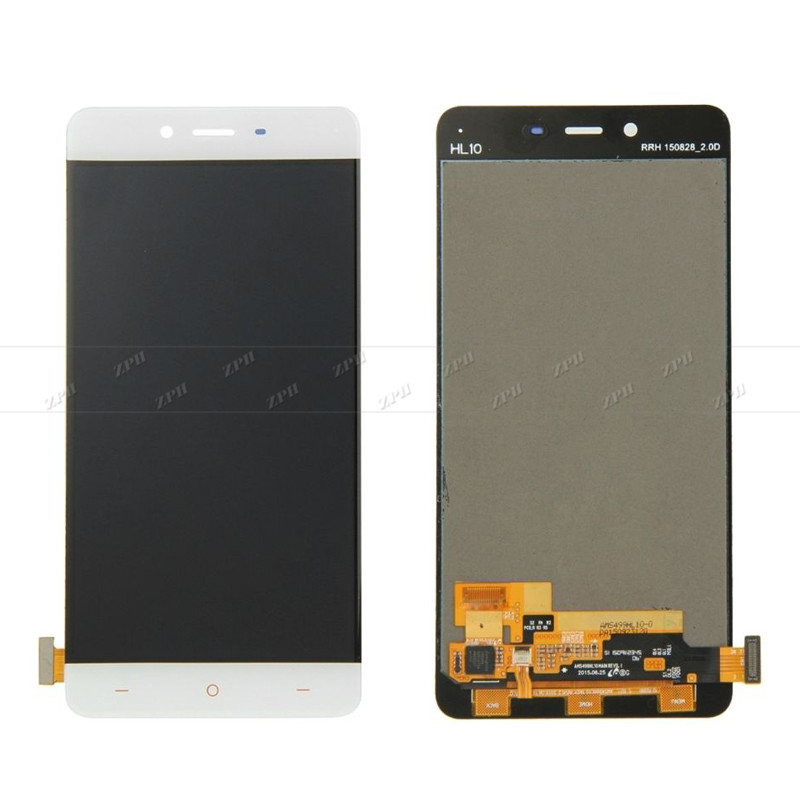 Wholesale White LCD Screens For Oneplus X LCD And Touch Digitizer