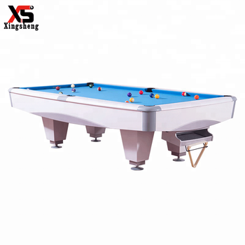 Various Styles Bar Room Ball Foot Slate Billiard Pool Table For - 9 slate pool table