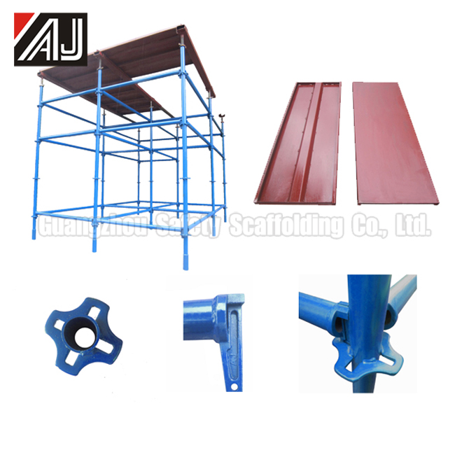 Construction Steel Shuttering For Forming Concrete Slab