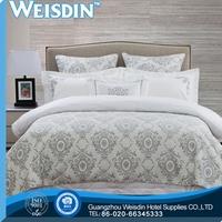woven wholesale stripe new york duvet cover