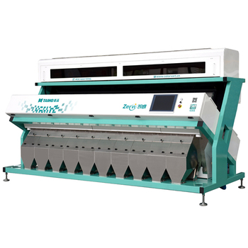 Color CCD Color Sorting Machine / Rice Color Sorter