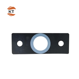 Professional oil pipeline oil seal rubber square flange gasket