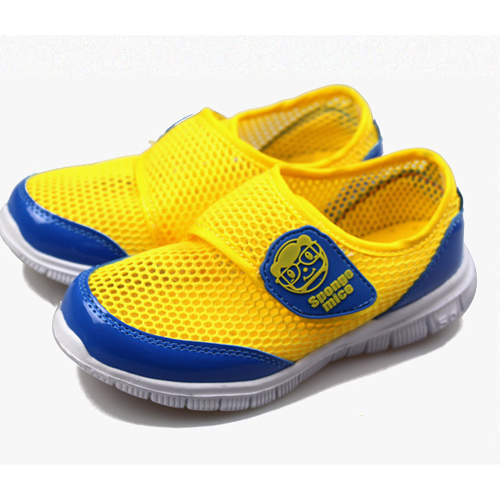 2016 new breathable air mesh children shoes girls boys sneakers casual kids shoes fashion sneakers girls sneakers sports shoes
