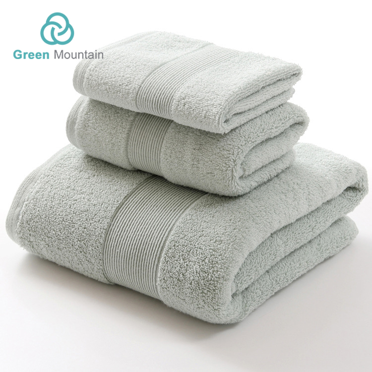 Green Mountain portugal towel gift usa towel manufacturers