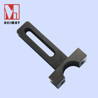 China National Standard Custom made black anodized aluminum cnc parts